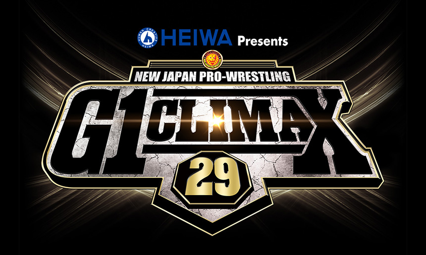 新日本プロレス『HEIWA Presents G1 CLIMAX 29』
