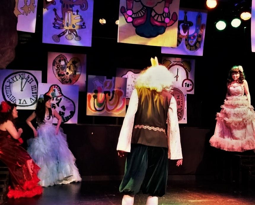 シアターZOO プロデュース 劇のたまご「ぐりぐりグリム~シンデレラ」