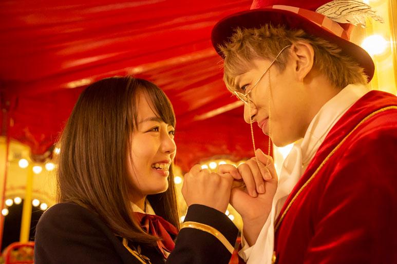 映画「明治東亰恋伽」舞台挨拶付き上映会
