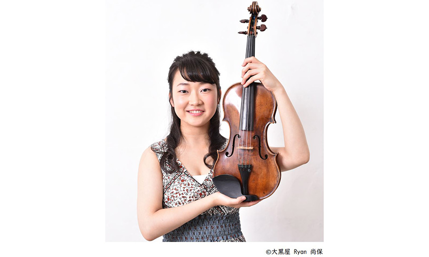 戸澤采紀 ヴァイオリン・リサイタル2019
