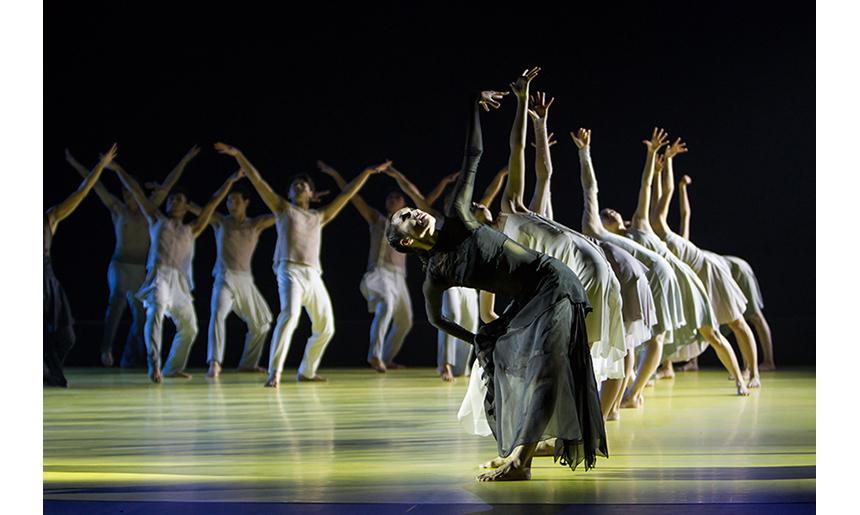 KAAT DANCE SERIES テロ・サーリネン×韓国国立舞踊団「VORTEX」