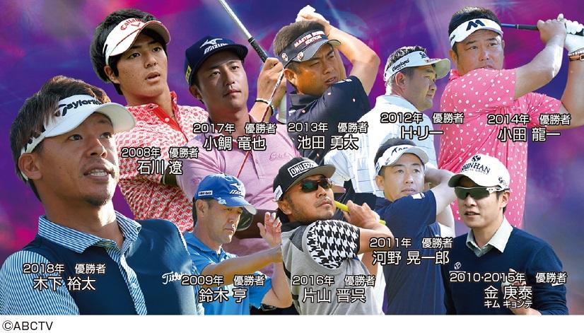 2019マイナビABCチャンピオンシップゴルフトーナメント