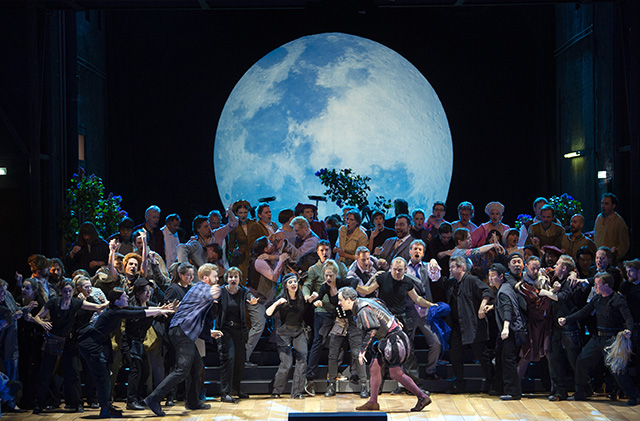オペラ夏の祭典2019-20 Japan⇔Tokyo⇔World『ニュルンベルクのマイスタージンガー』