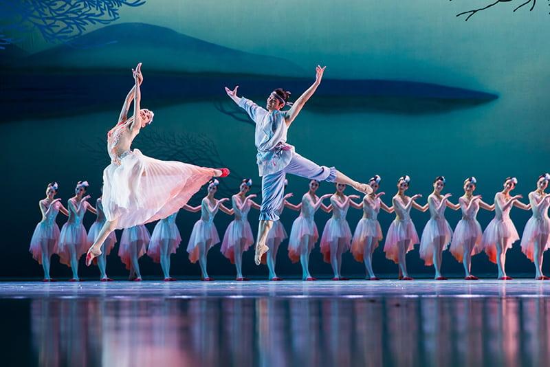 舞劇Dance Drama「朱鷺」