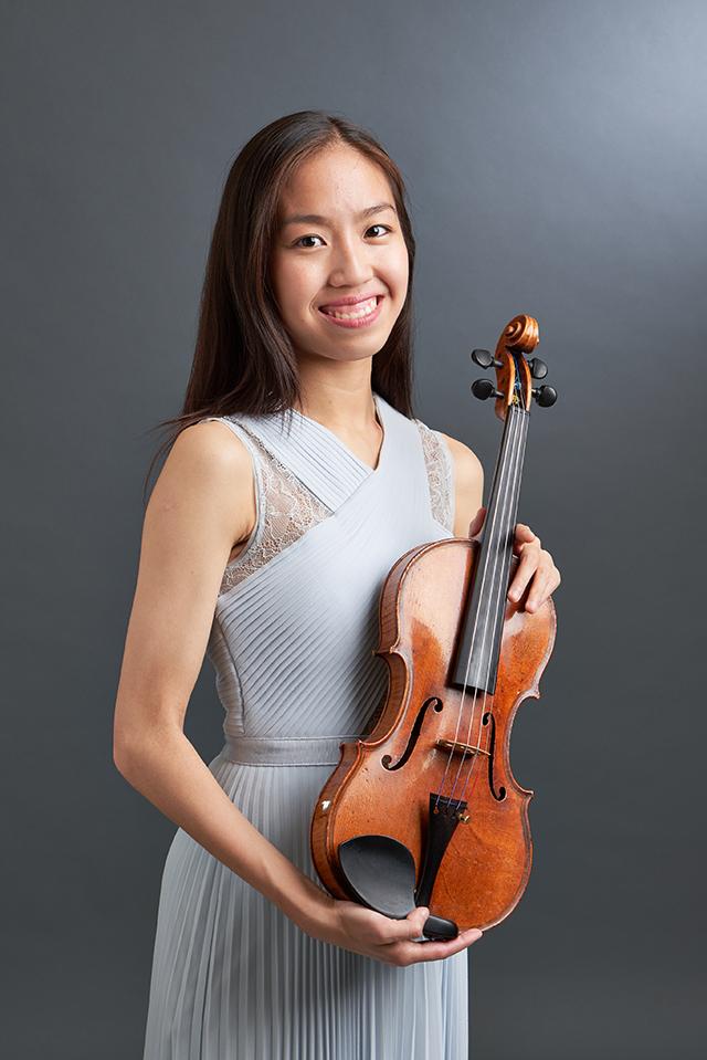 第7回仙台国際音楽コンクール最高位受賞記念 シャノン・リー ヴァイオリンリサイタル