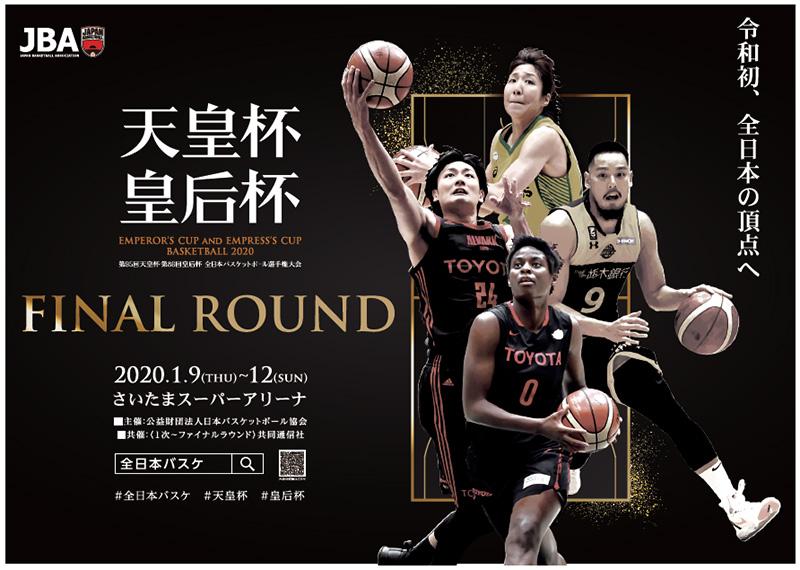 全日本バスケットボール選手権大会