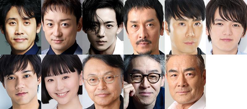 PARCO劇場オープニング・シリーズ 三谷幸喜三作品三ヶ月公演 「大地」