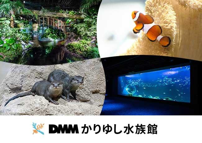 DMMかりゆし水族館