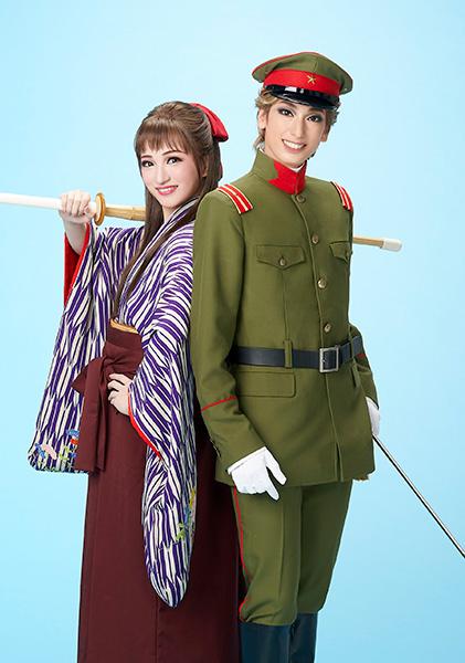【特典付きチケット】宝塚歌劇花組公演 ミュージカル浪漫『はいからさんが通る』
