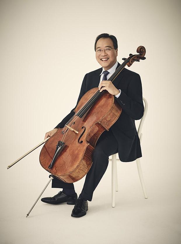 ヨーヨー・マ バッハプロジェクト YO-YO MA The Bach Project
