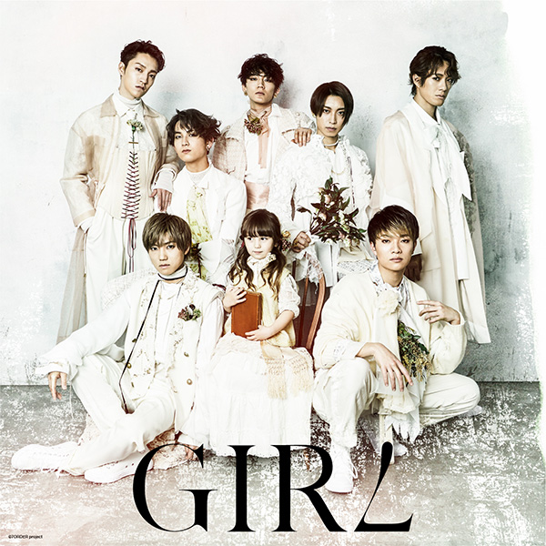 7ORDER新作公演「GIRL」