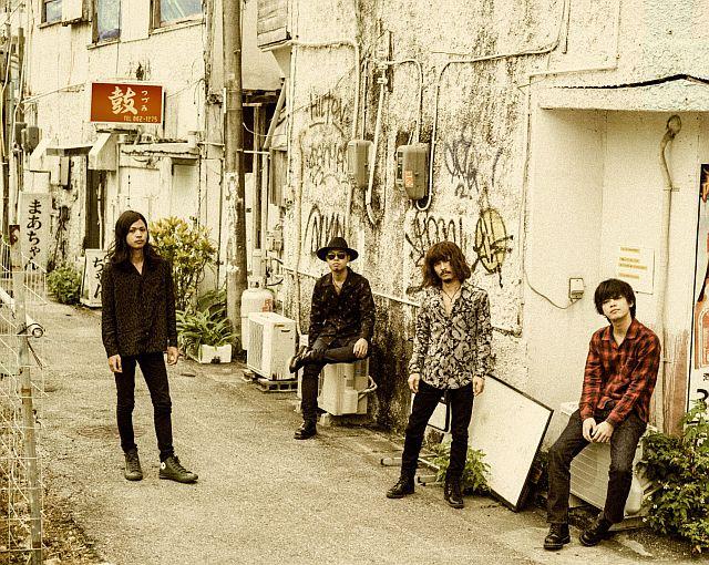 [奢る舞けん茜(しゃるまいけんあかね)]沖縄の注目バンド