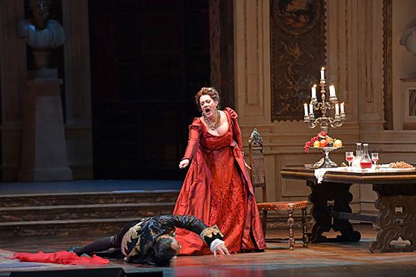 新国立劇場オペラ『トスカ』