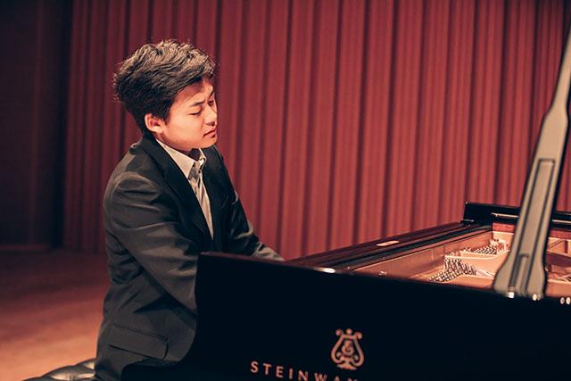 吉見友貴ピアノ・リサイタル2020
