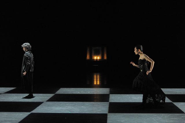 新国立劇場ダンス  中村恩恵×首藤康之×新国立劇場バレエ団『Shakespeare THE SONNETS』