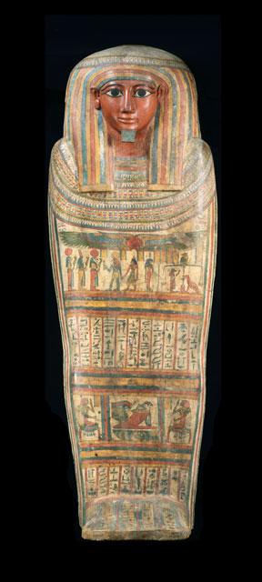 ライデン国立古代博物館所蔵 古代エジプト展  ―美しき棺のメッセージー