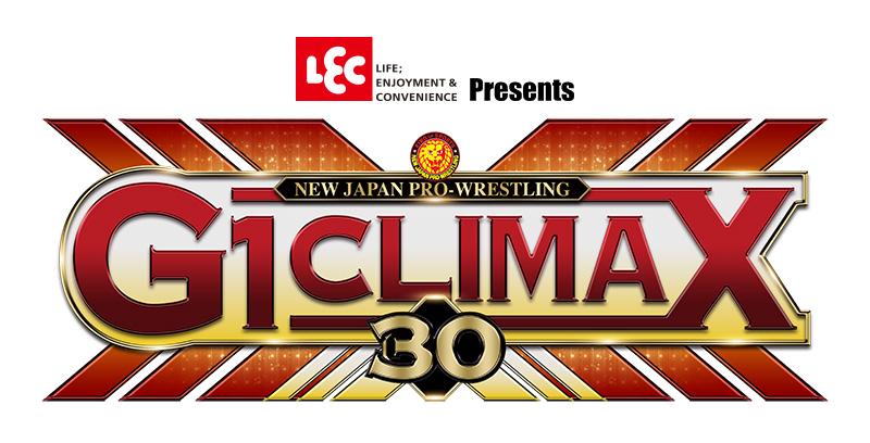 新日本プロレス『G1 CLIMAX 30』
