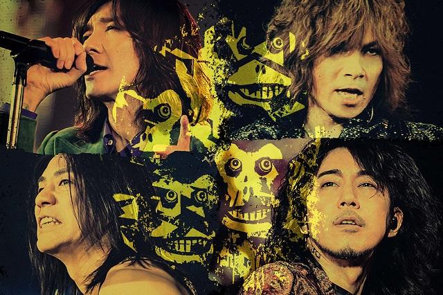 THE YELLOW MONKEY 東京ドーム 配信ライブ!