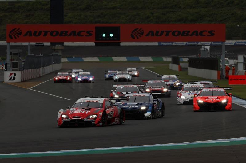 2020 AUTOBACS SUPER GT Round7 MOTEGI GT RACE