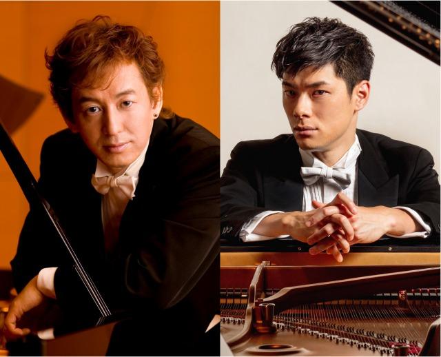 及川浩治×外山啓介 スペシャル・オンライン・コンサート ~2台ピアノによる「第九」~【配信】