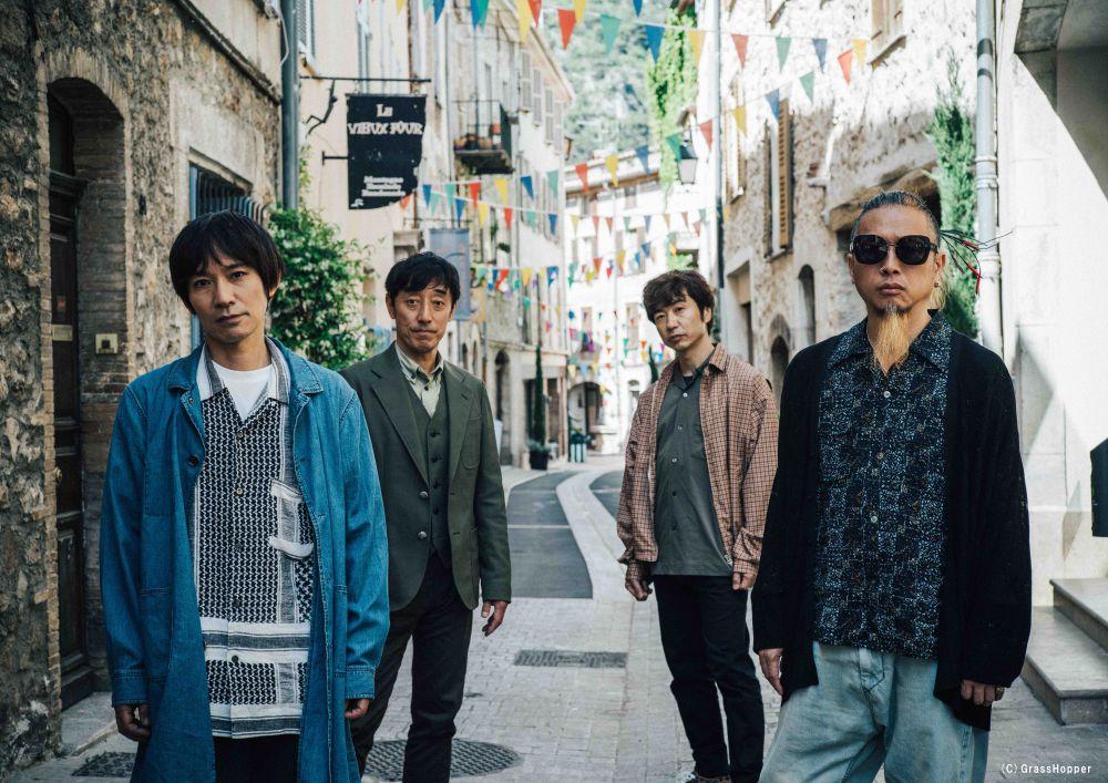 """映画『スピッツ コンサート 2020 """"猫ちぐらの夕べ""""』オンライン上映"""