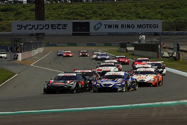 2021 AUTOBACS SUPER GT Round7 MOTEGI GT 300km RACE