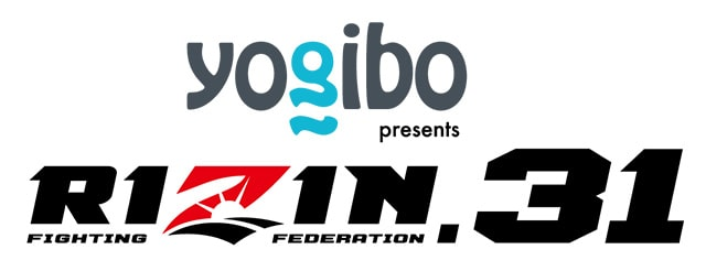 Yogibo presents RIZIN.31