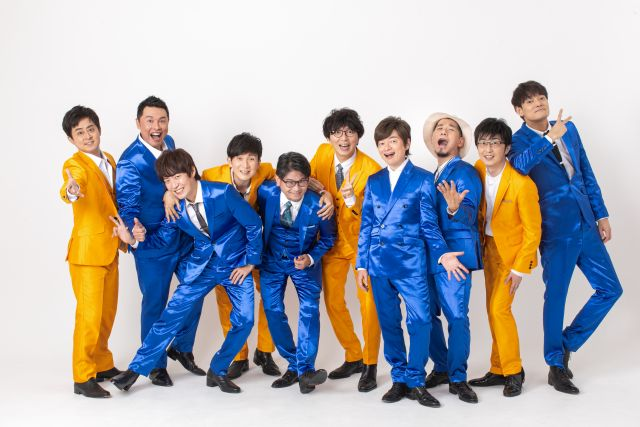 RAG FAIR & INSPi 20周年感謝LIVE ~Love is here~