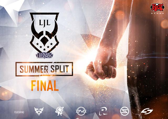 LJL 2016 Summer Split Final