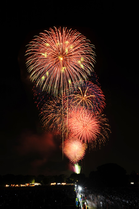 第60回記念大会 立川まつり国営昭和記念公園花火大会