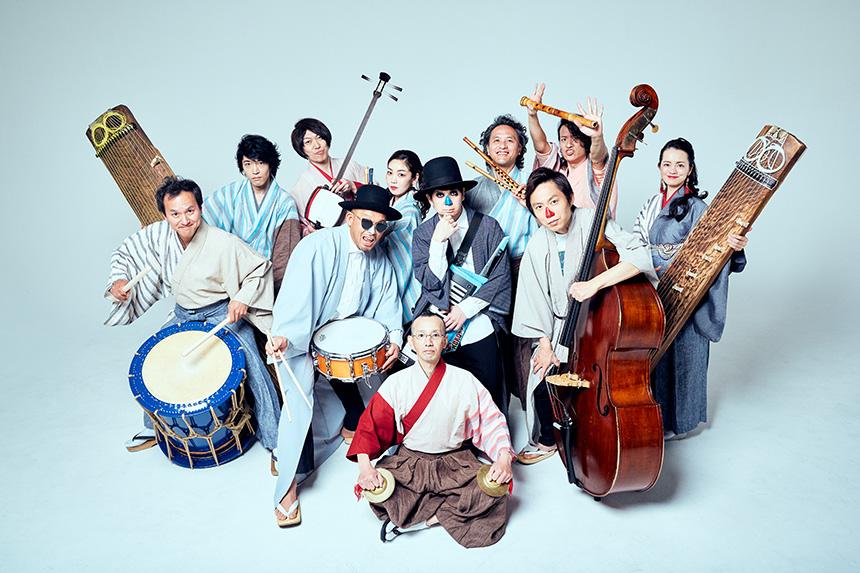「響」×「娯」~海に祈る世界遺産奉納コンサート THE SOUNDS OF JAPAN~