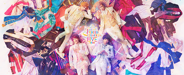 MANKAI STAGE『A3!』~Four Seasons LIVE 2020~ライブビューイング
