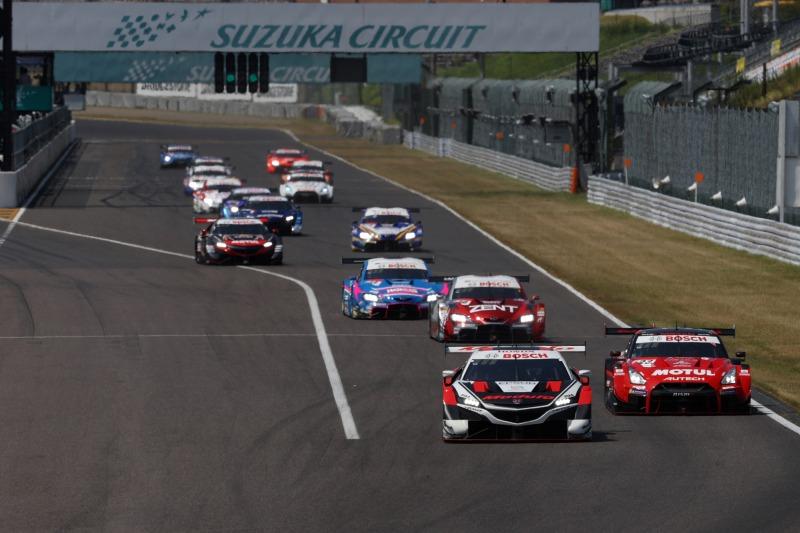 2020 AUTOBACS SUPER GT Round6 FUJIMAKI GROUP SUZUKA GT 300km RACE