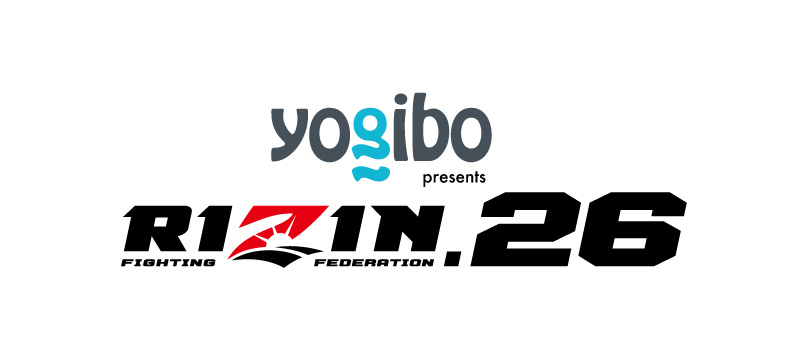 Yogibo presents RIZIN.26