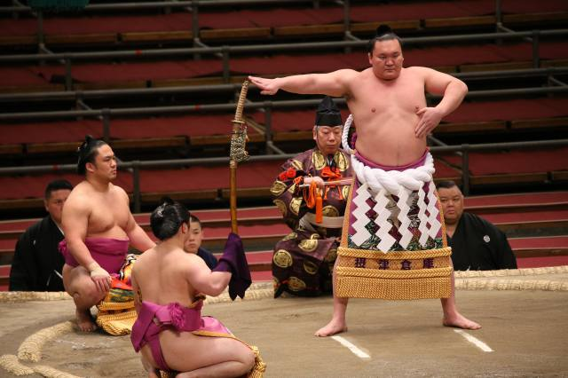 令和3年大相撲名古屋場所