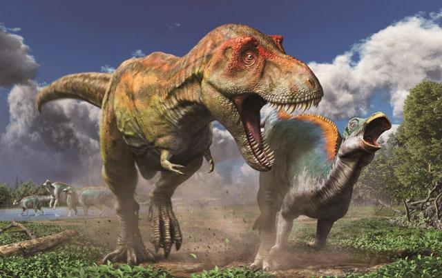ティラノサウルス展<br>〜<i>T.rex</i> 驚異の肉食恐竜〜