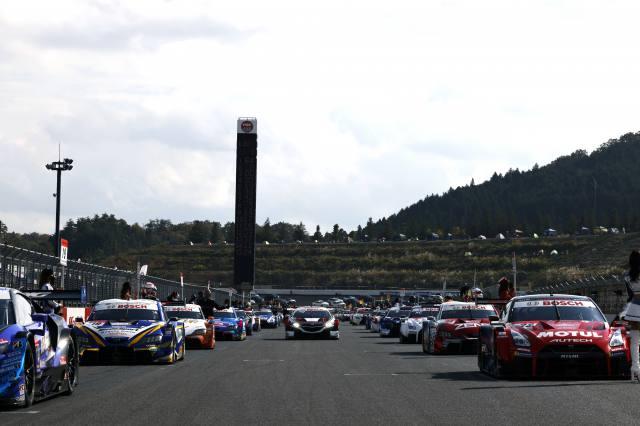 2021 AUTOBACS SUPER GT Round4 MOTEGI GT 300km RACE