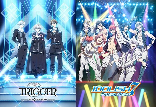 「TRIGGER PRECIOUS NIGHT」/「IDOLiSH7 PRISM NIGHT」Produced by CG STAR LIVE