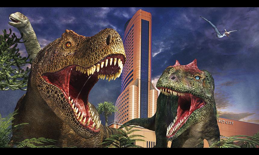 浜松恐竜ワールド2019
