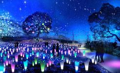 ひらかたパーク 光の遊園地(大阪)