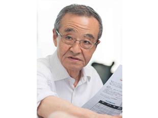 韮澤潤一郎(UFO、超常現象研究科)