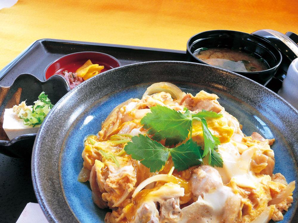 鳥取地どり料理(鳥取地どりピヨ)