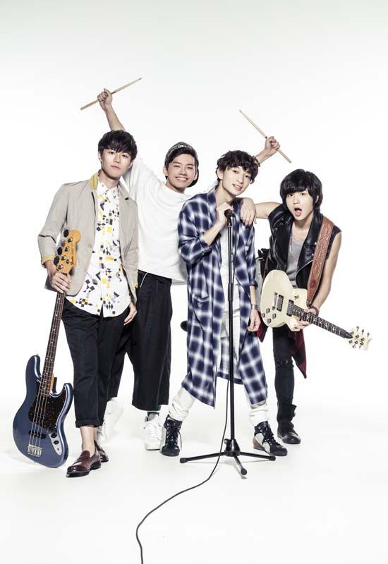 台湾発 New Typeボーイズバンド...