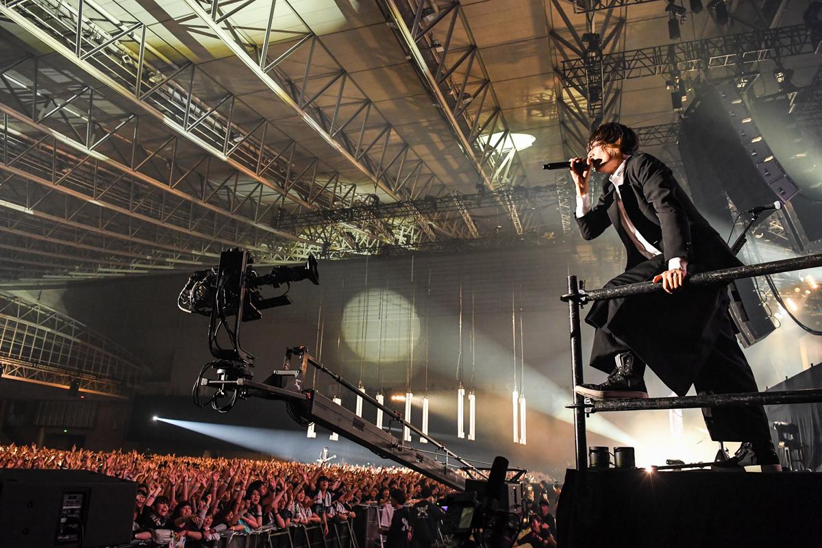 Alexandros 自信と存在を示した幕張メッセ公演でツアー終幕 邦楽 K Pop