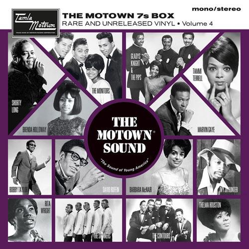モータウン7インチシングルBOX第4弾|HMV&BOOKS online