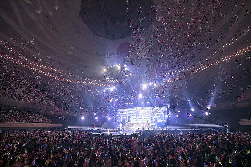 武道館 ライブ 日本