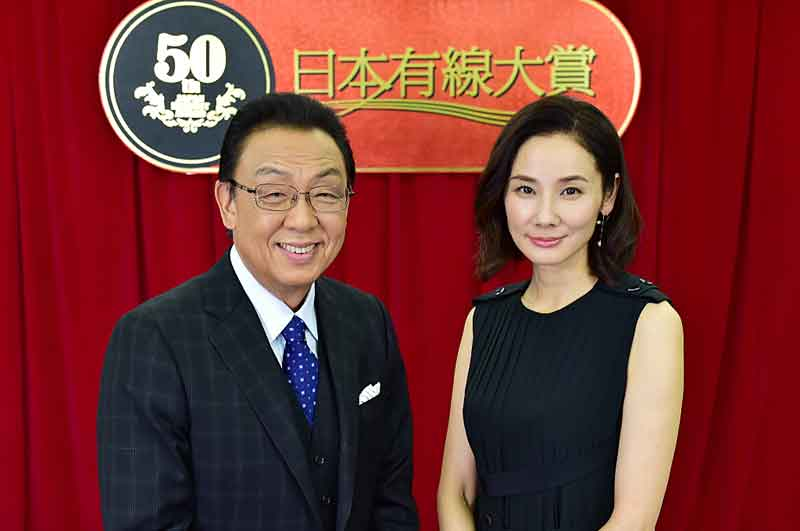 日本有線大賞」司会は梅沢富美男、吉田羊に 歴代受賞者の歌唱も|邦楽 ...