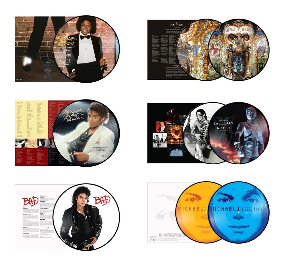 Michael Jackson  Picture Vinyl