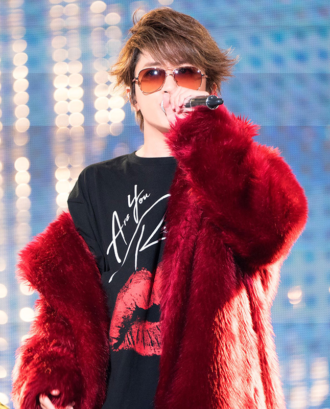 Nissy (西島隆弘) 初の東京ドーム公演が DVD・ブルーレイに!2018年12月24日発売!