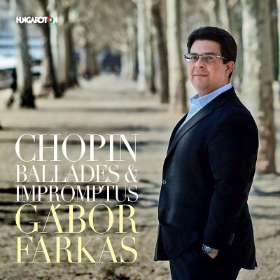 ガーボル・ファルカシュ/ショパン:バラード集、即興曲集